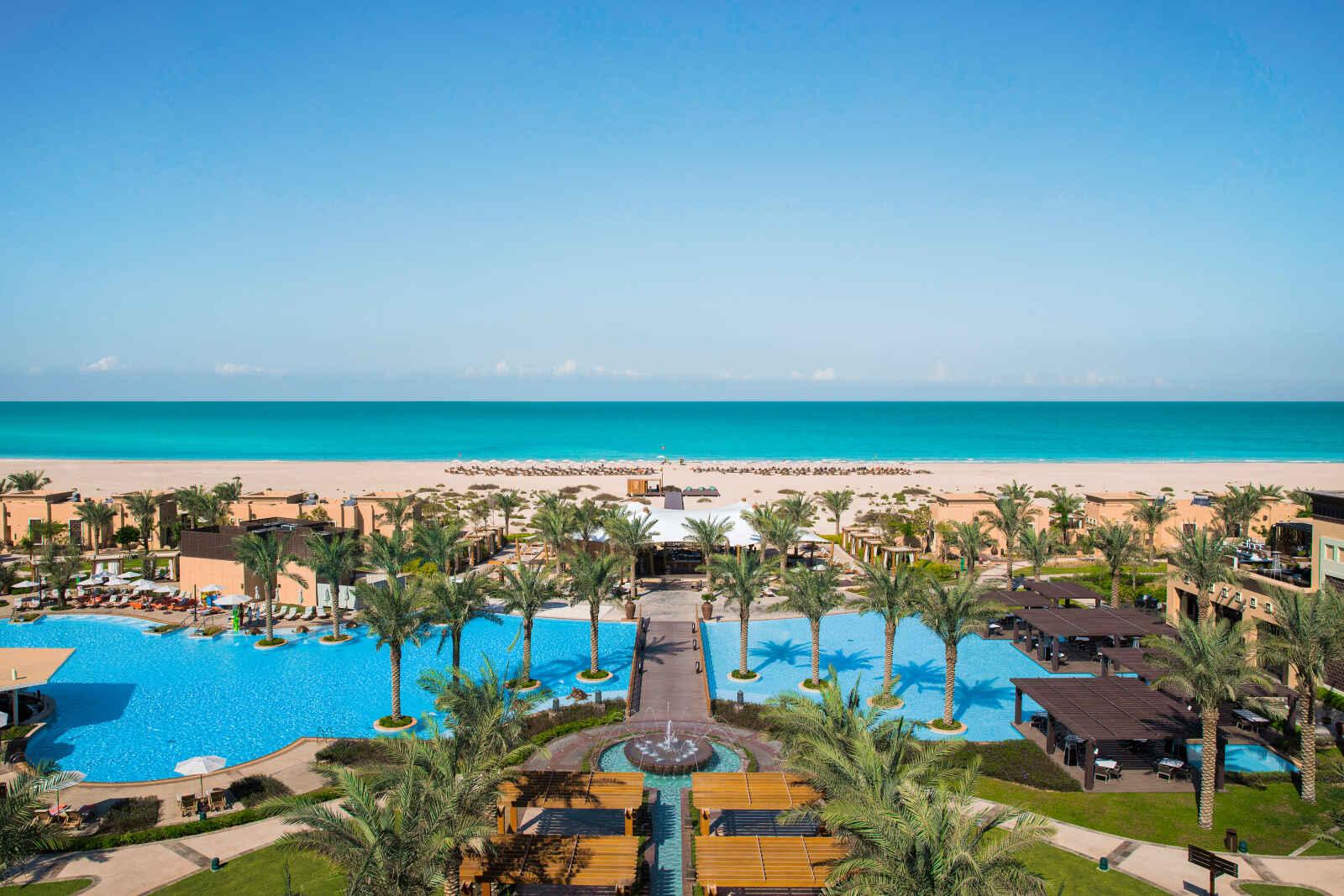 Abou Dhabi : Saadiyat Rotana Resort & Villas