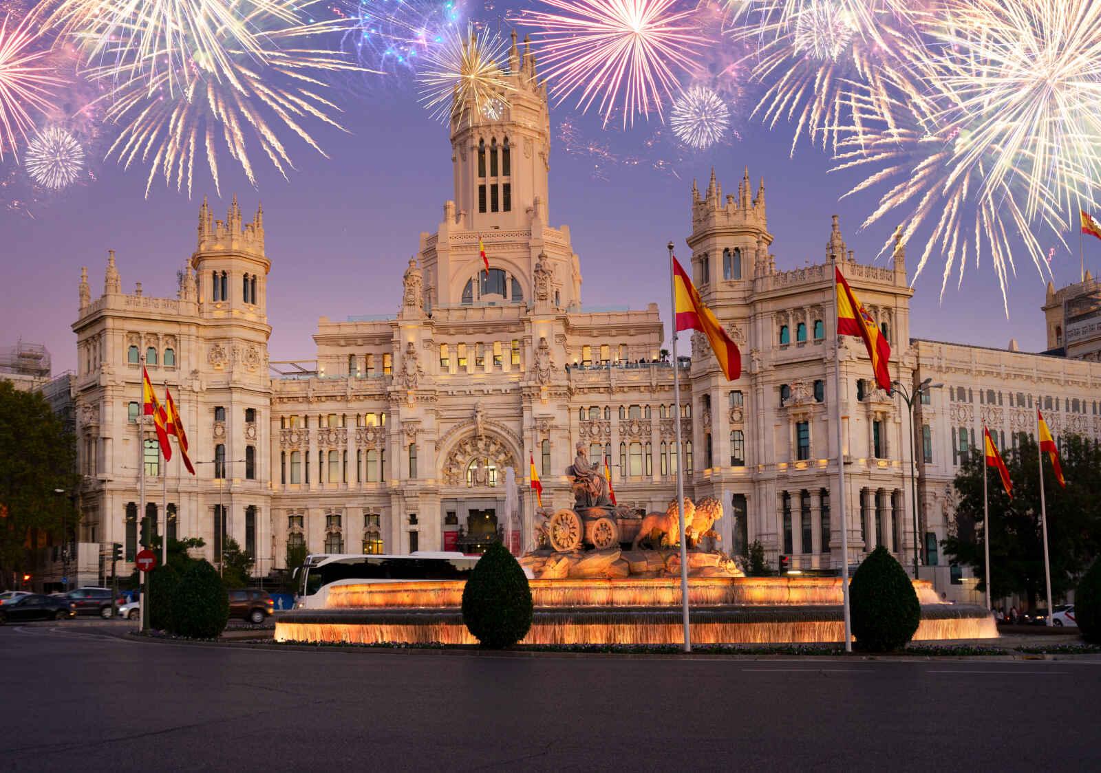 Espagne : Madrid, art et histoire - spécial Nouvel An
