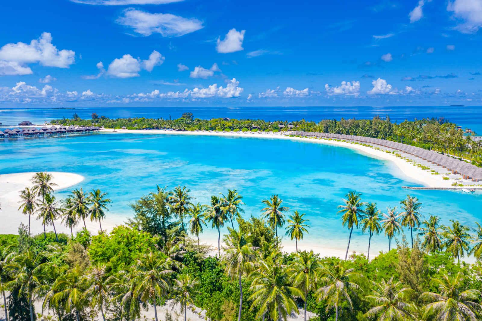 Maldives : Sun Siyam Olhuveli