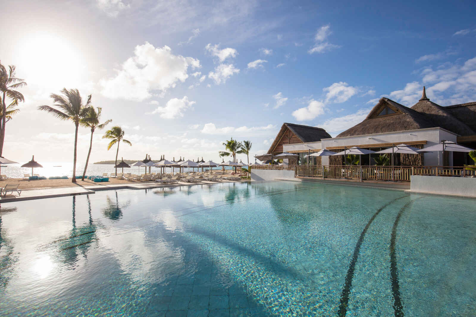 Île Maurice : Preskil Island Resort
