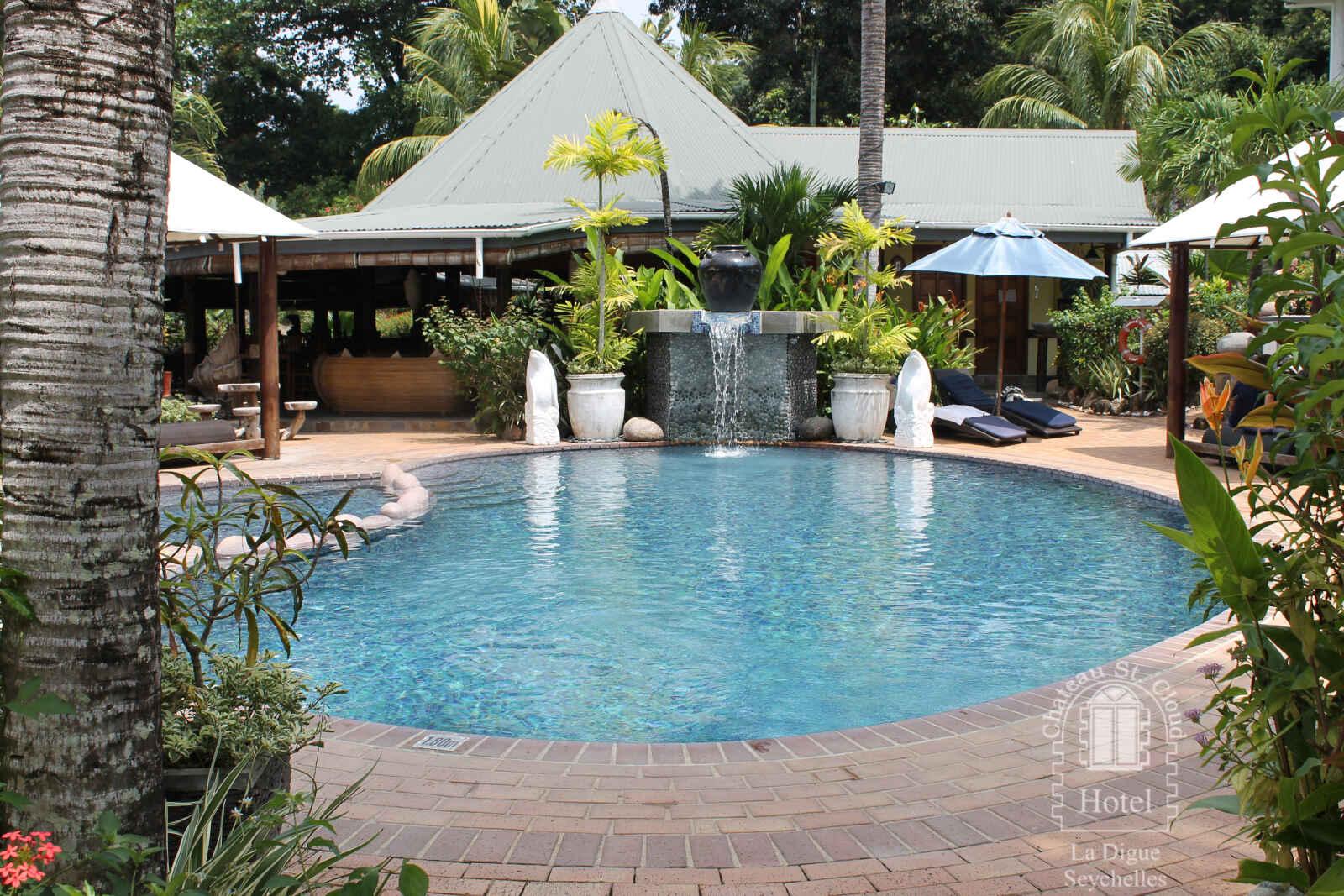 Seychelles : Chateau St Cloud