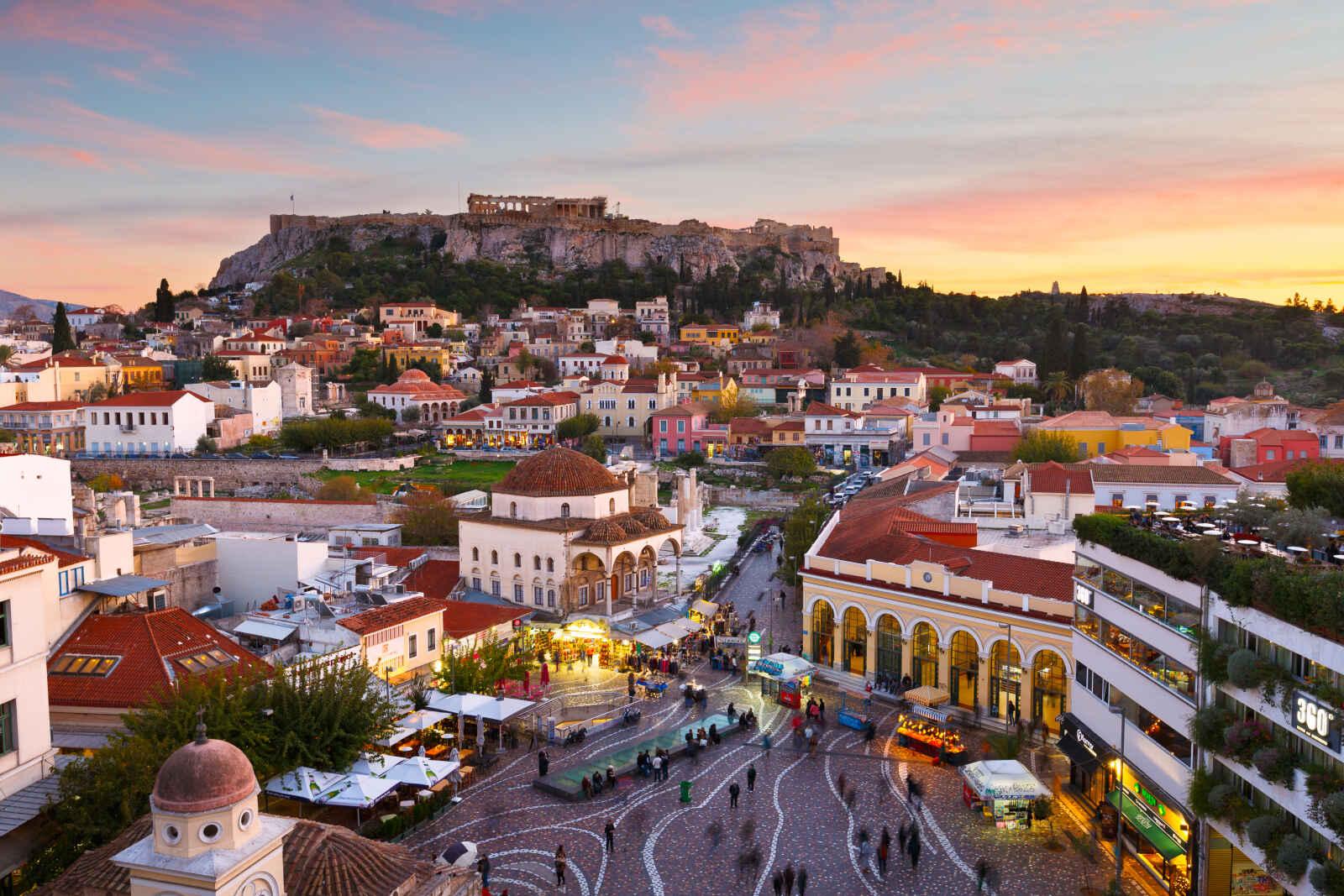Grèce : Chroniques d'Athènes