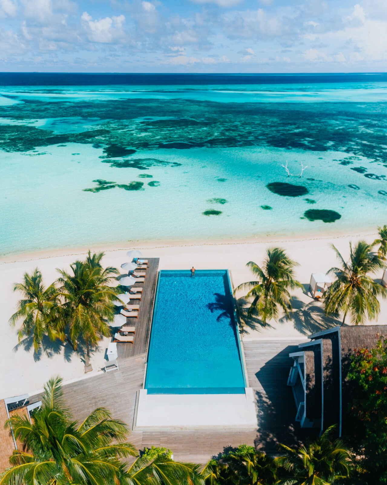 Maldives : LUX* South Ari Atoll Resort & Villas