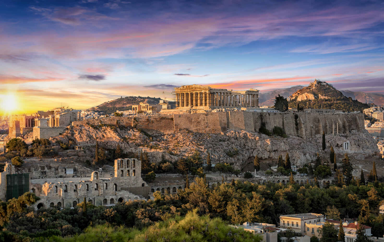 Grèce : Mer adriatique et Grèce