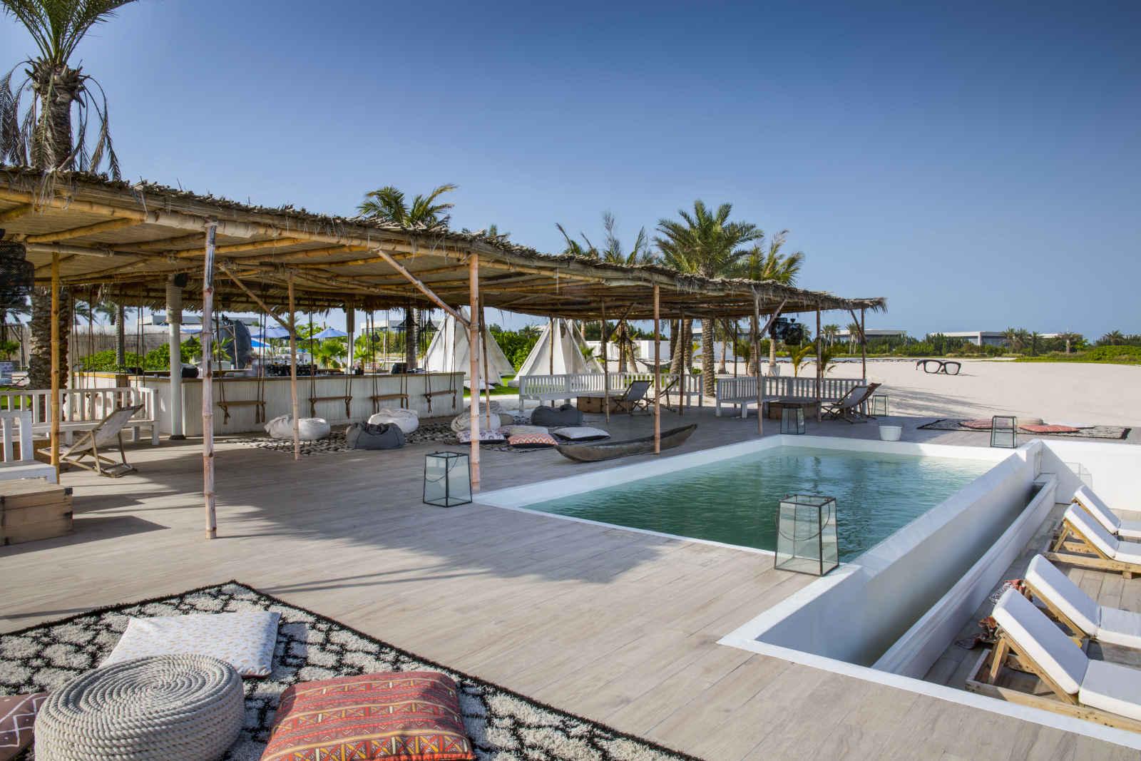 Abou Dhabi : Zaya Nurai Island