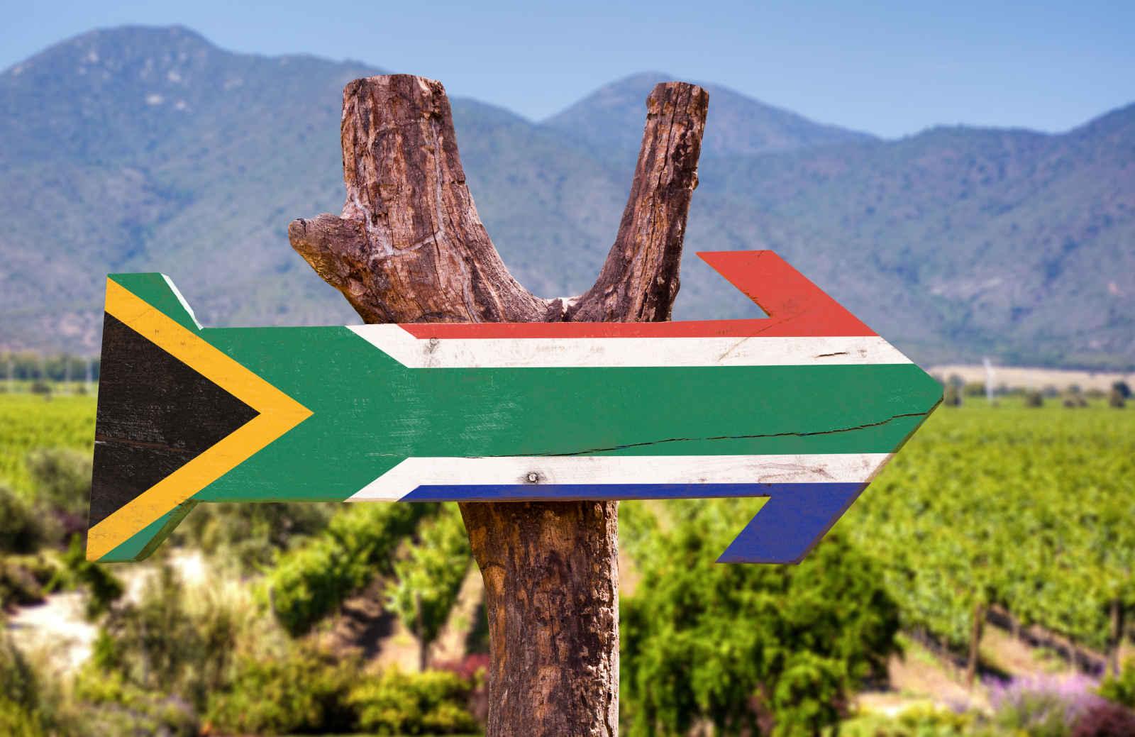 Afrique du Sud : Fresque Sauvage
