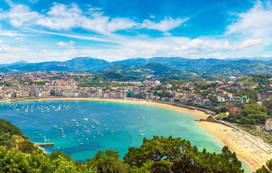 Saint Sébastien, Pays Basque, Espagne