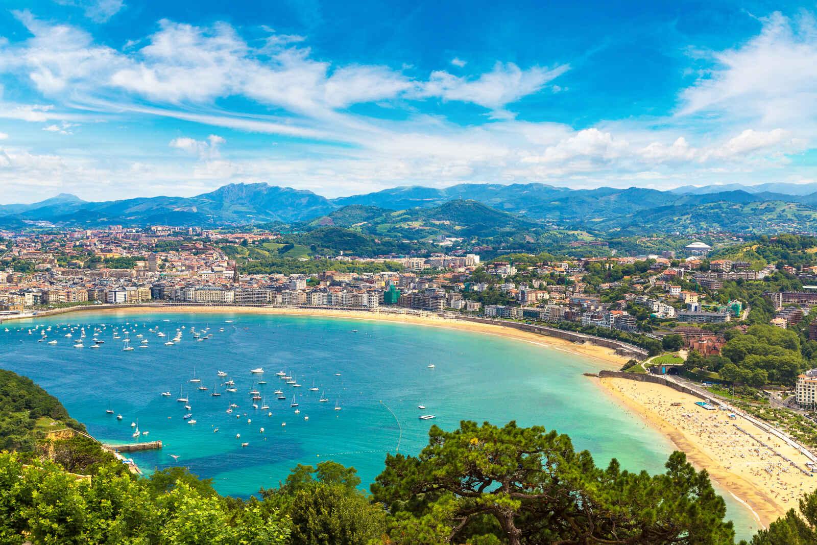 Espagne : Du pays basque espagnol au Portugal