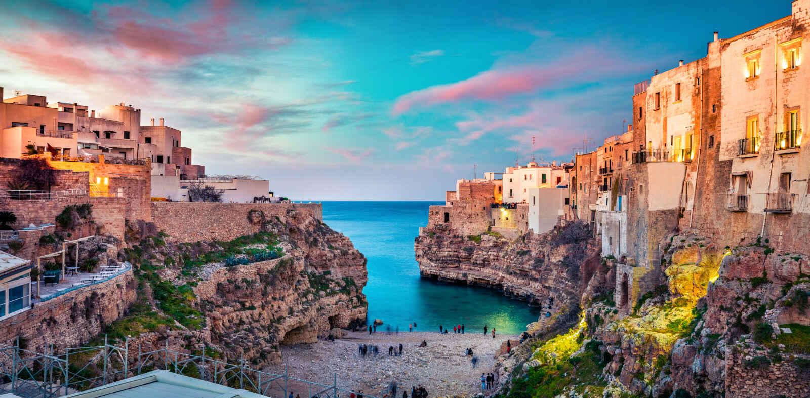 Italie : Bella Puglia