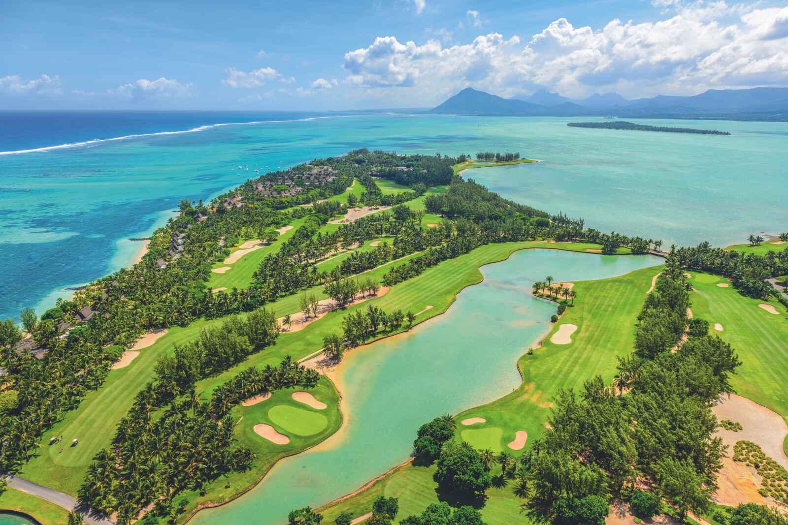 Île Maurice : Paradis Beachcomber Golf Resort & Spa