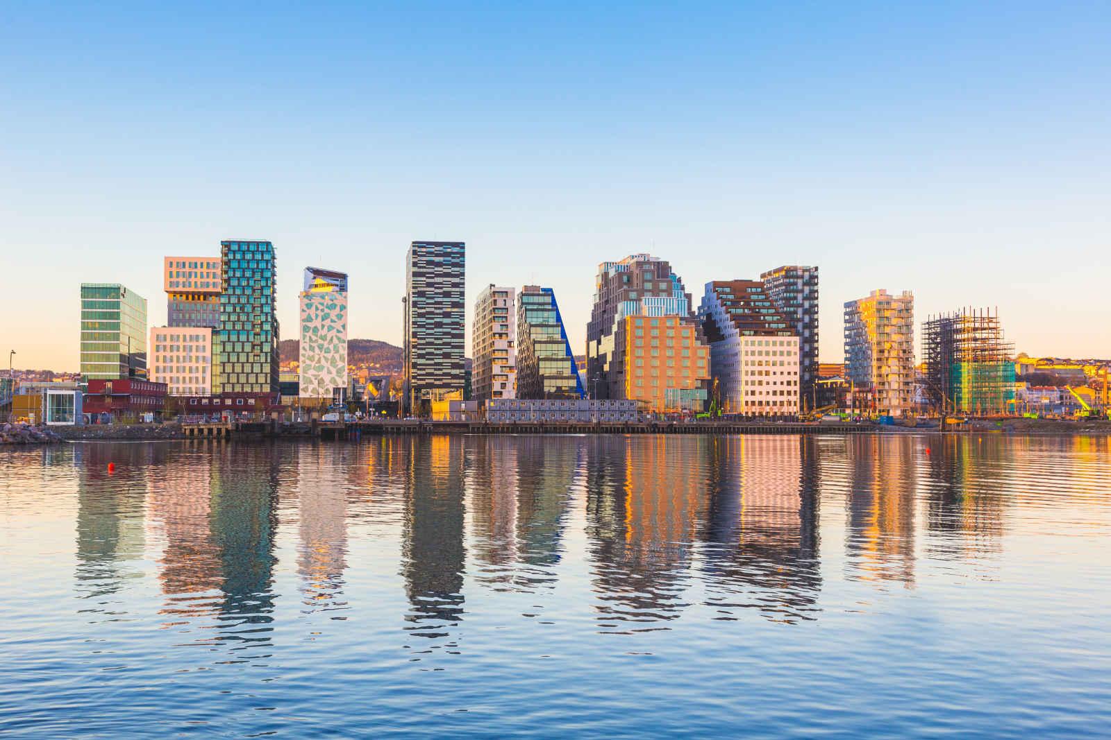 Russie : Capitales scandinaves et St Petersbourg