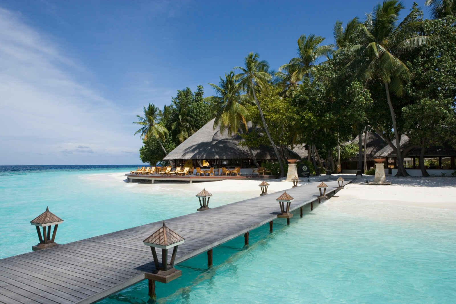Maldives : Angsana Ihuru