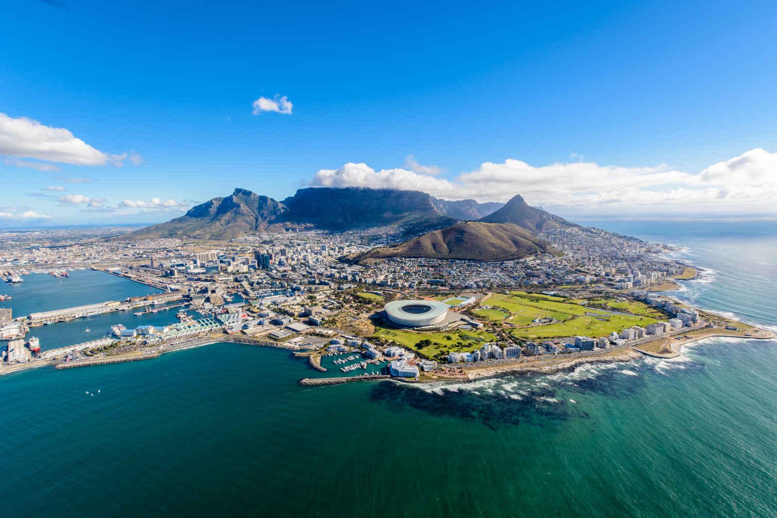 Afrique du Sud : Routes arc-en-ciel