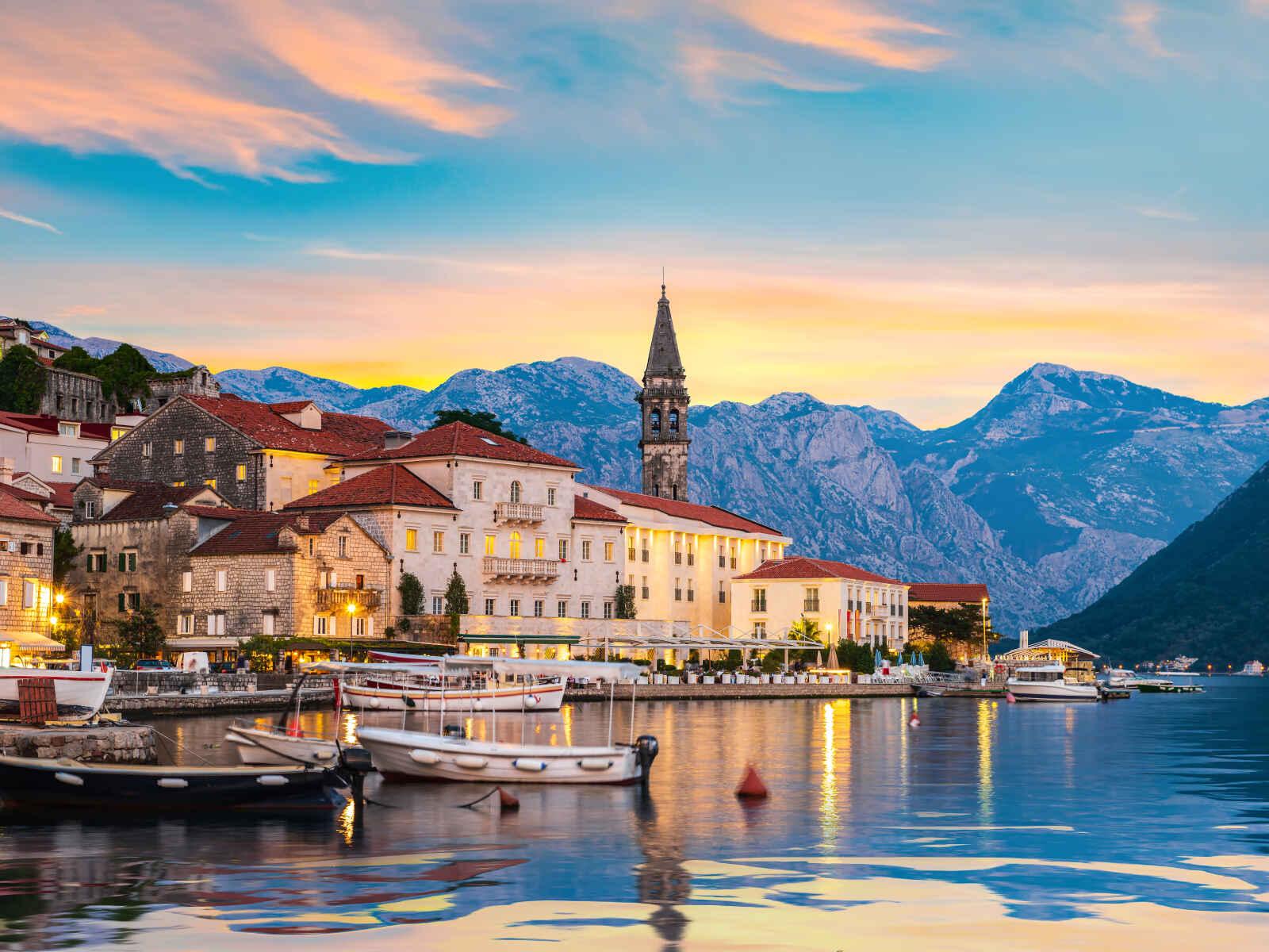 Croatie : La côte dalmate