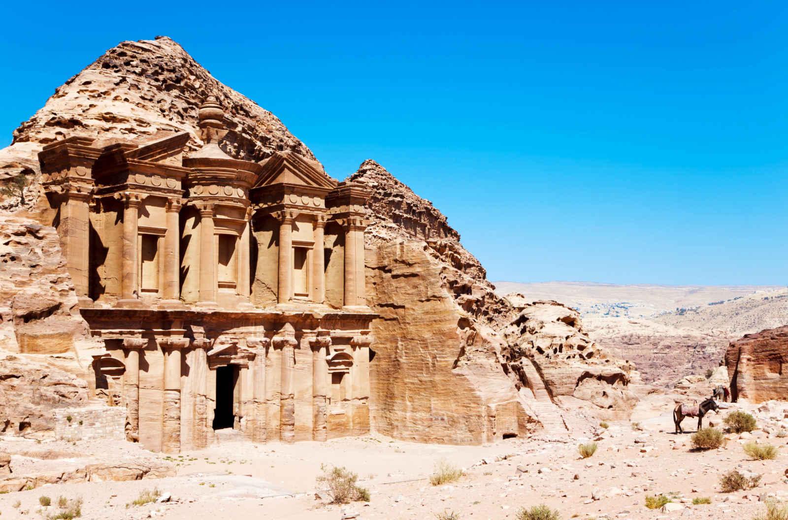 Jordanie : Le royaume perdu des Nabatéens