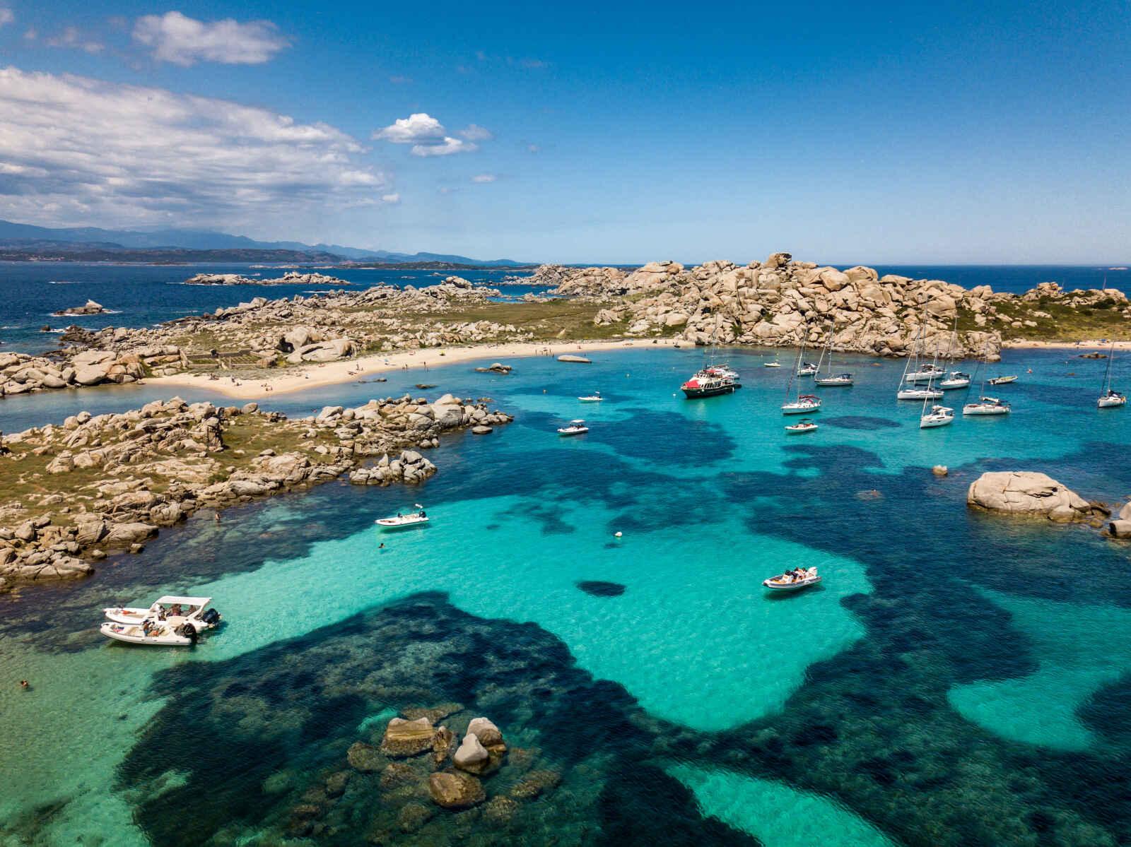 Corse : La Corse côté soleil couchant (Corse du Sud)