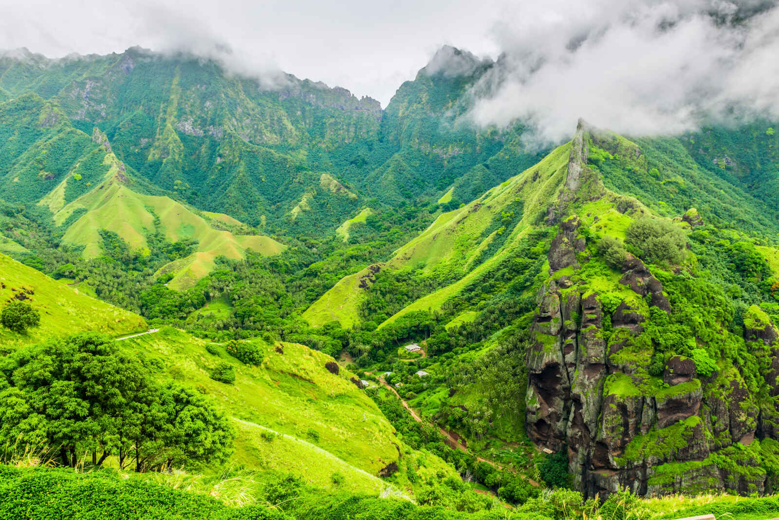 Polynésie : Cap vers les Marquises