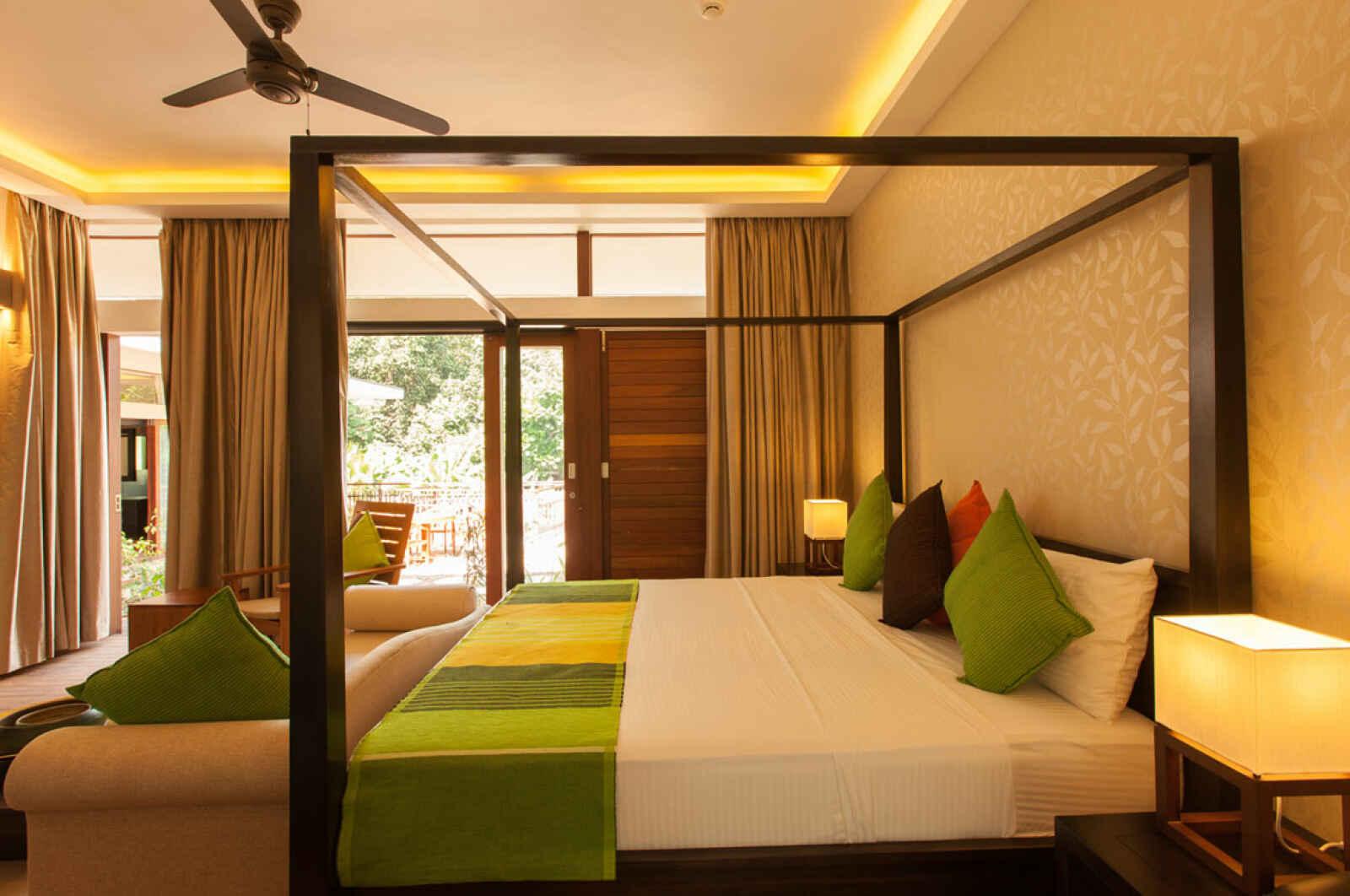 Seychelles : Le Relax Luxury Lodge