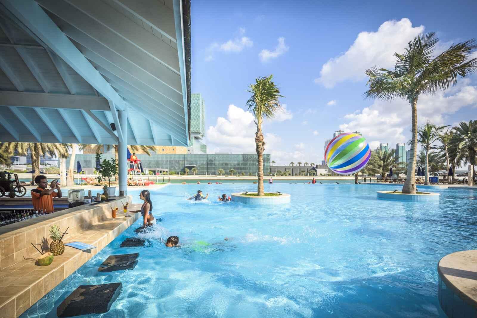 Abou Dhabi : Rotana Beach