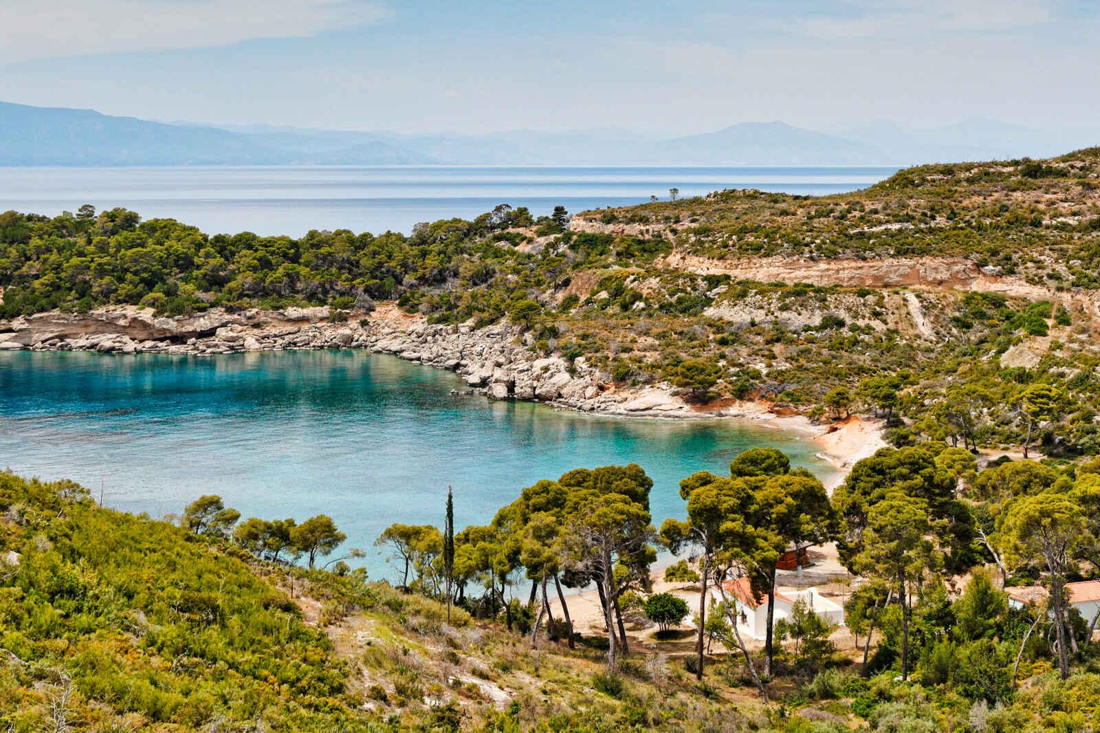 Grèce : Le golfe Saronique en catamaran