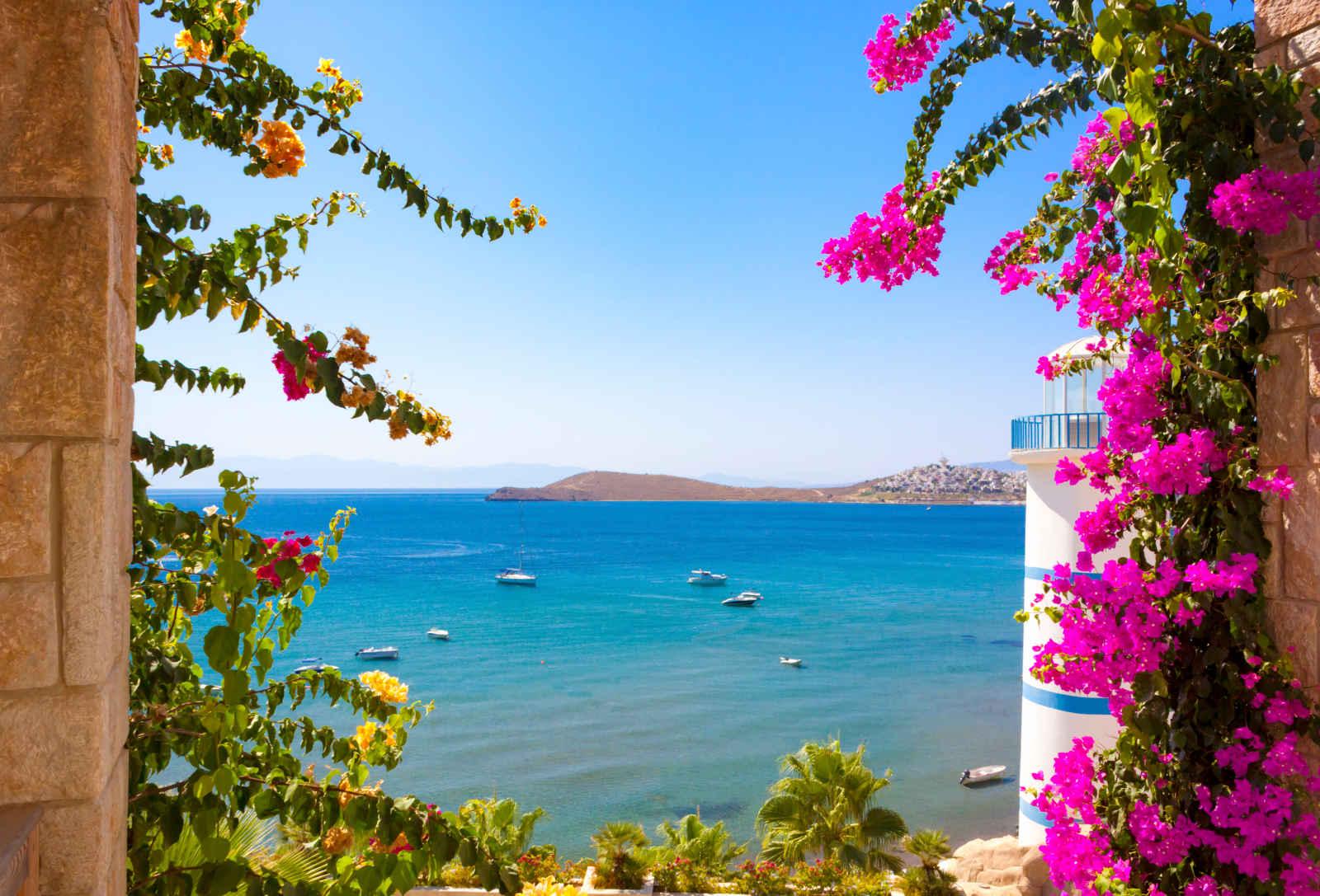 Grèce : Les Cyclades (îles du Sud)