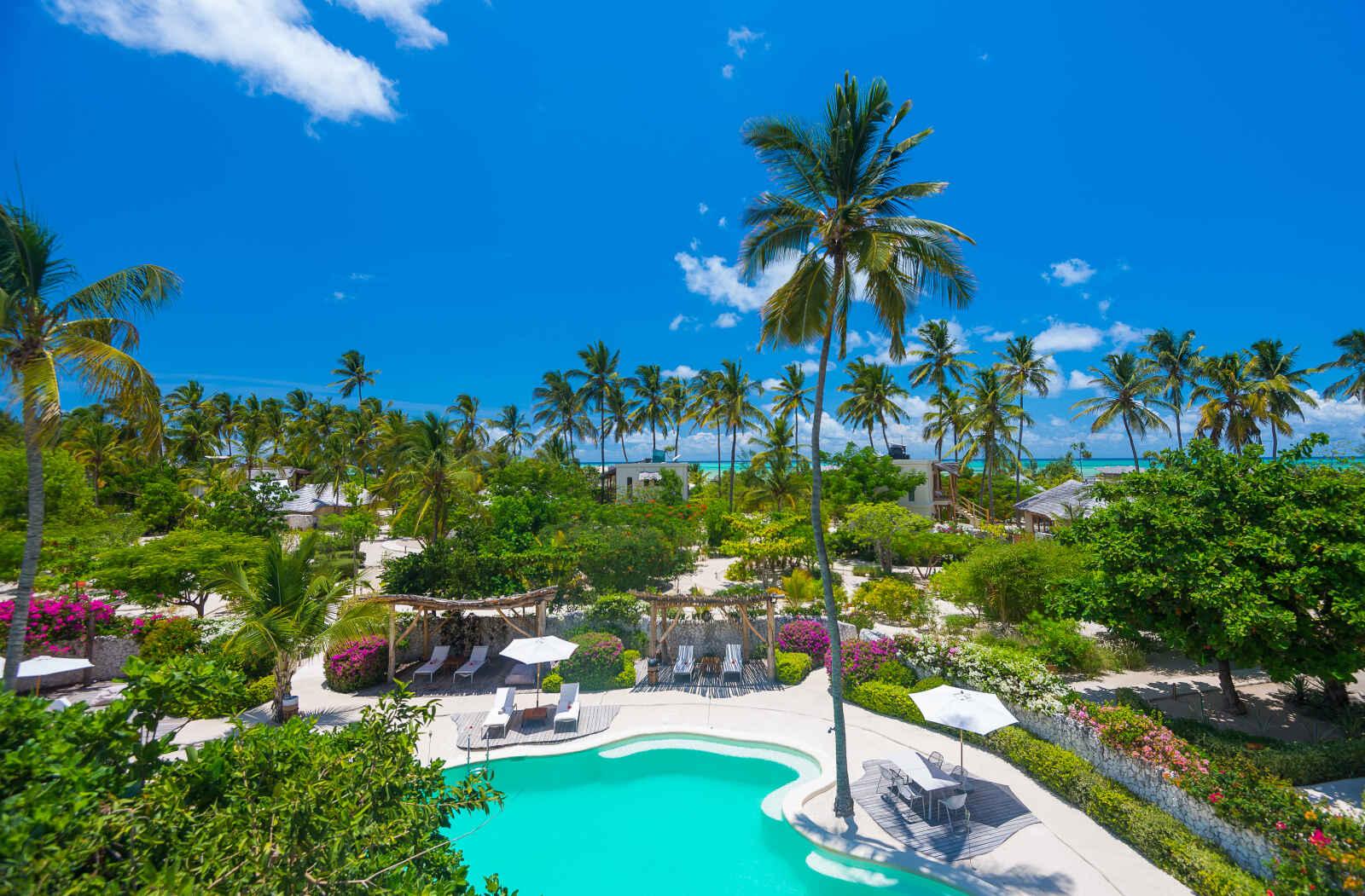 Zanzibar : Zanzibar White Sand Luxury Villas & Spa