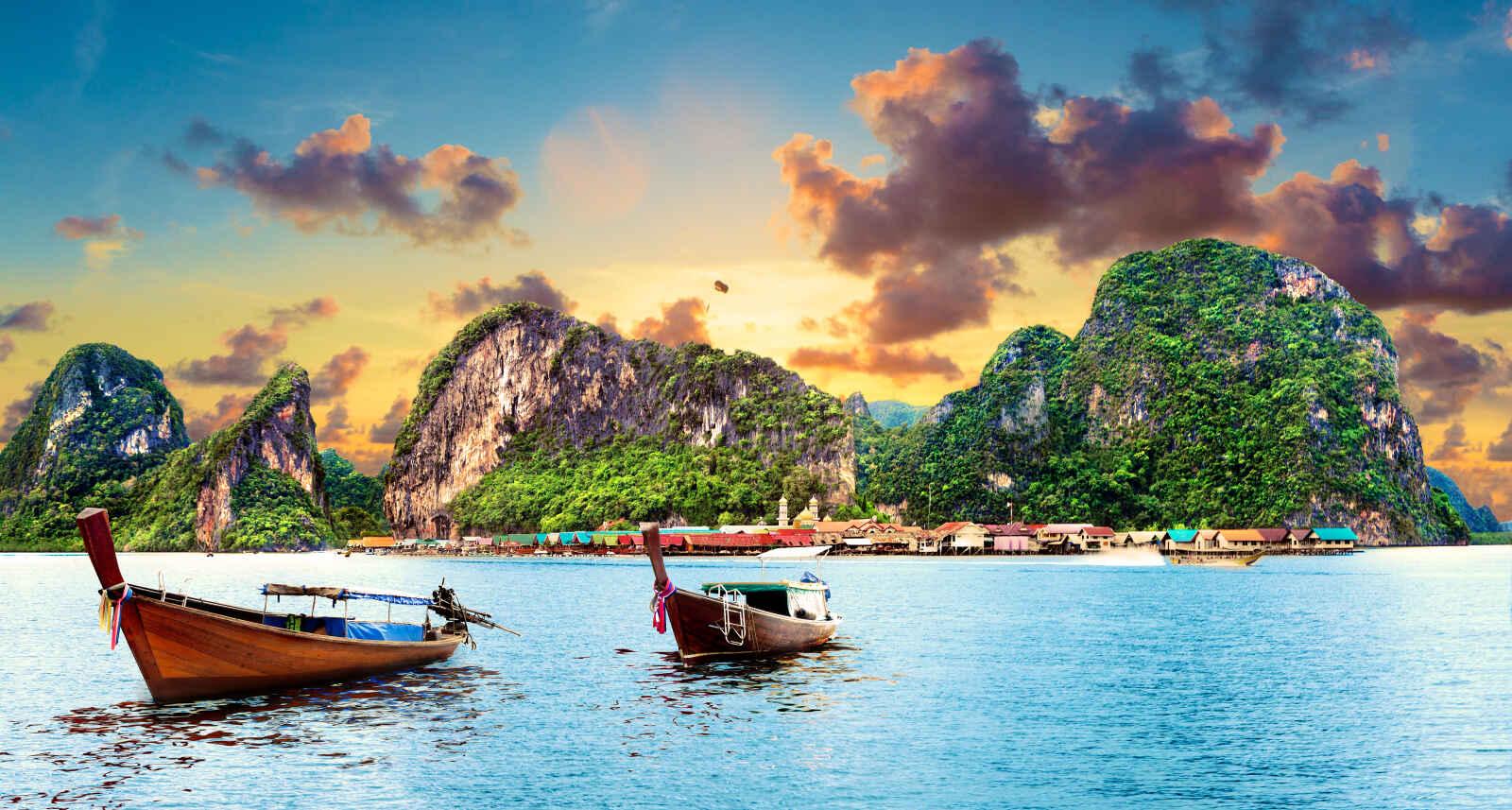 Thaïlande : Secrets thaïlandais (îles du sud)