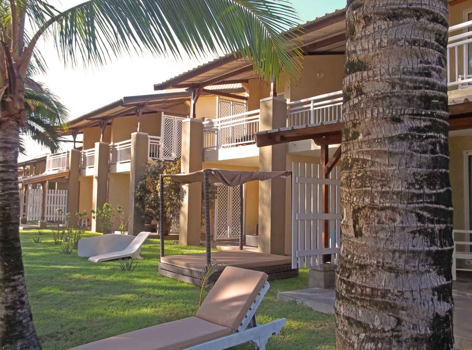 Rodrigues : Cotton Bay Hotel