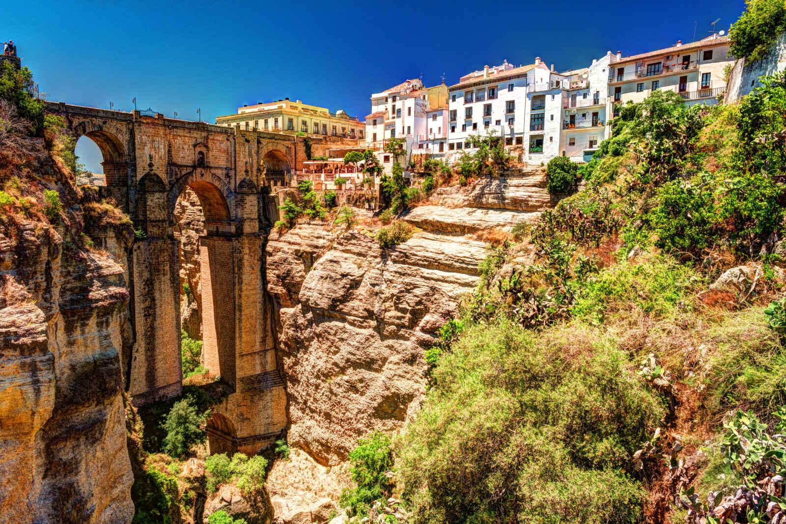 Espagne : Douce Andalousie