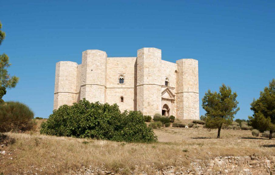 Castel Del Monte, Andria, Pouilles, Italie