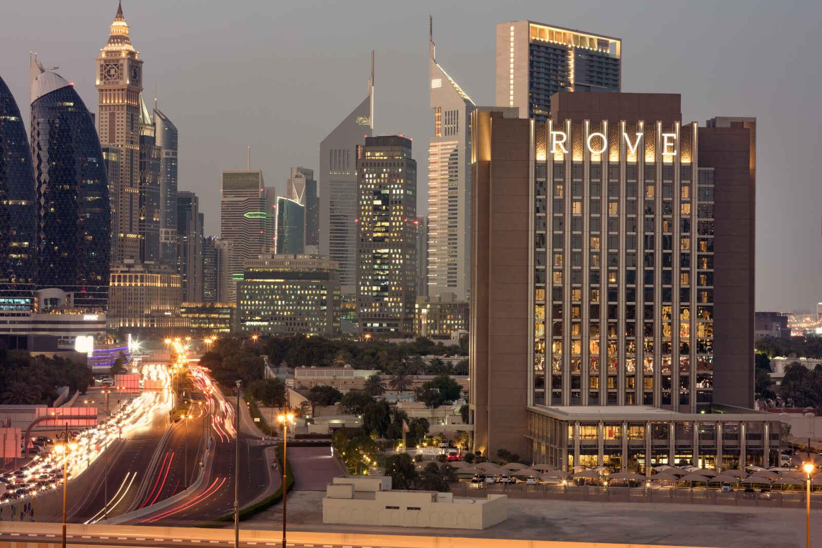 Dubaï : Rove Downtown Dubai