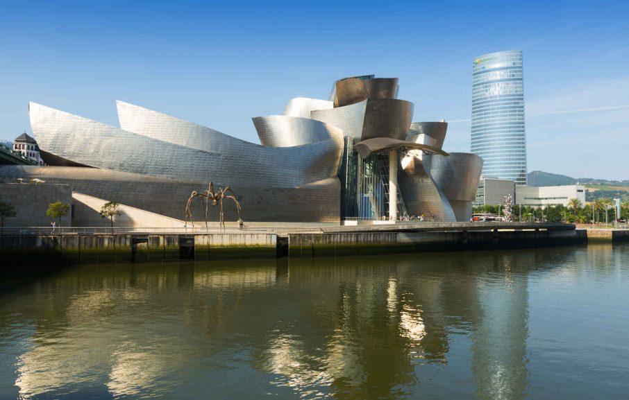 Musée Guggenheim, Bilbao, Pays Basque, Espagne