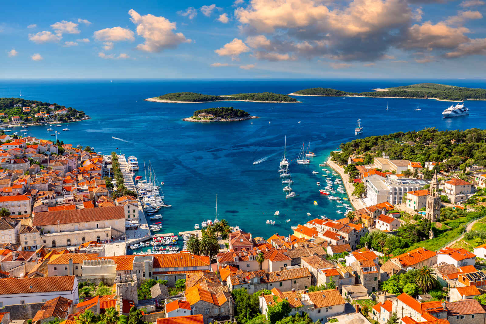 Croatie : La Croatie et le Monténégro