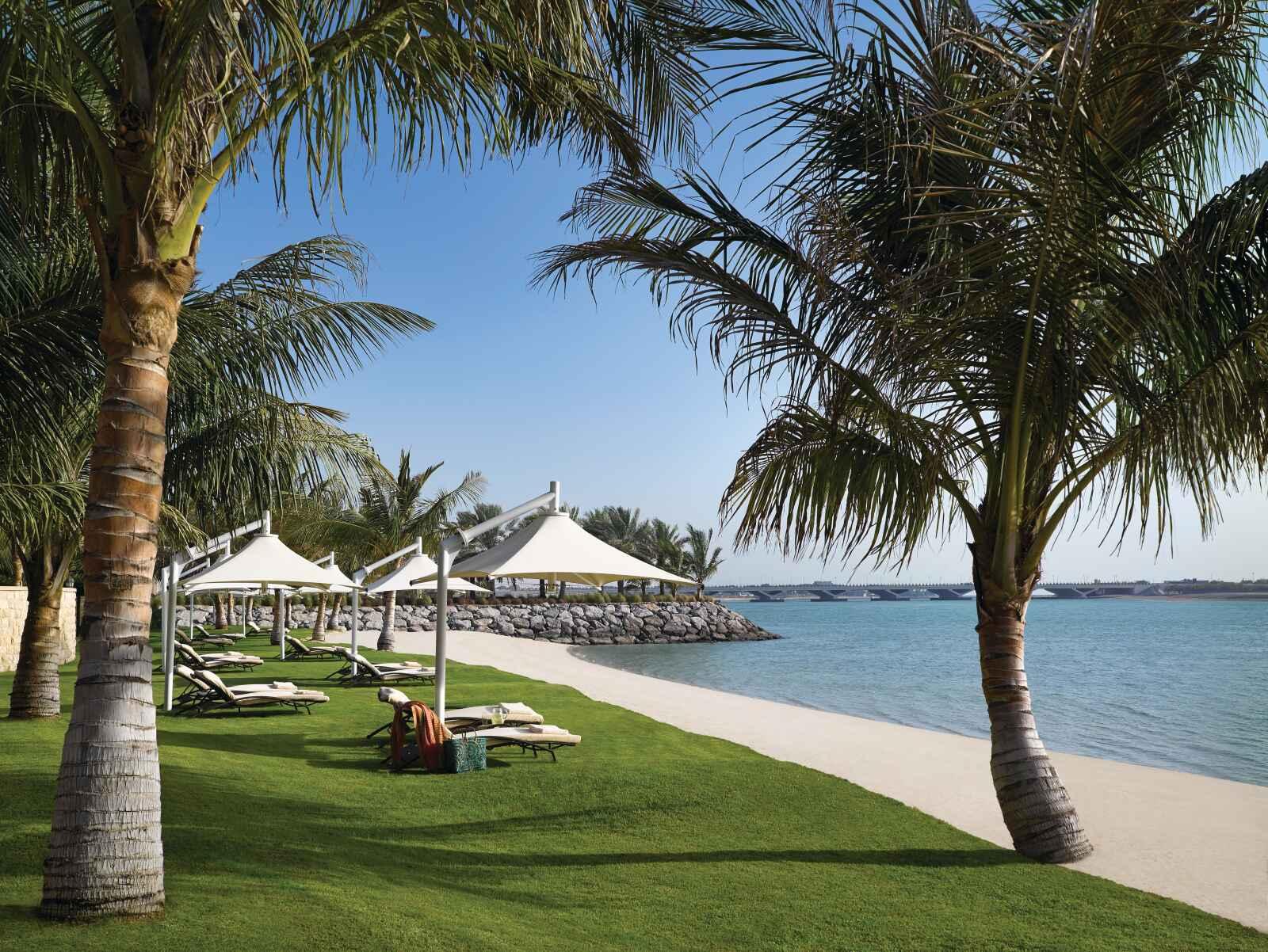 Abou Dhabi : Shangri-La, Qyryat Al Beri