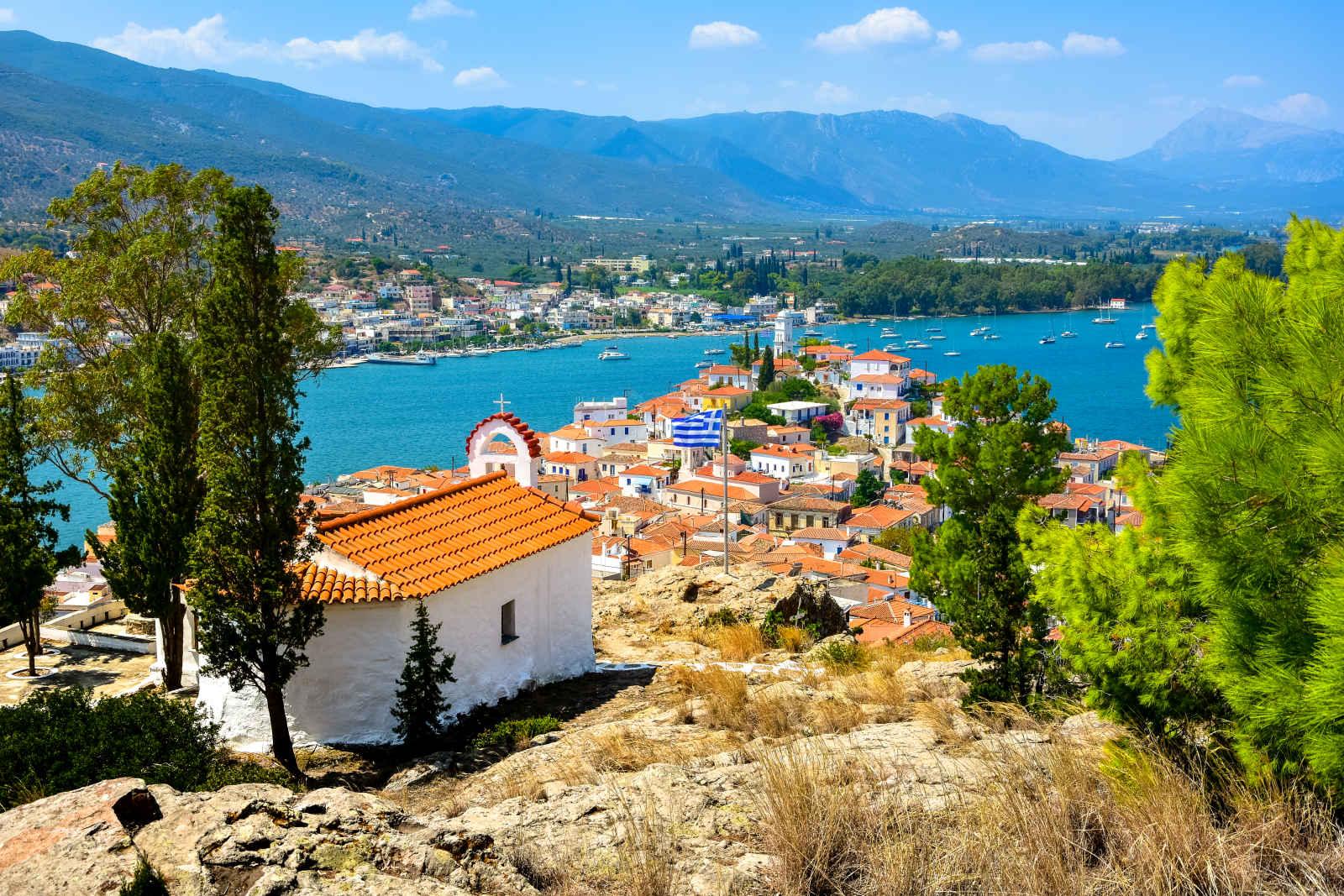 Grèce : Les îles grecques