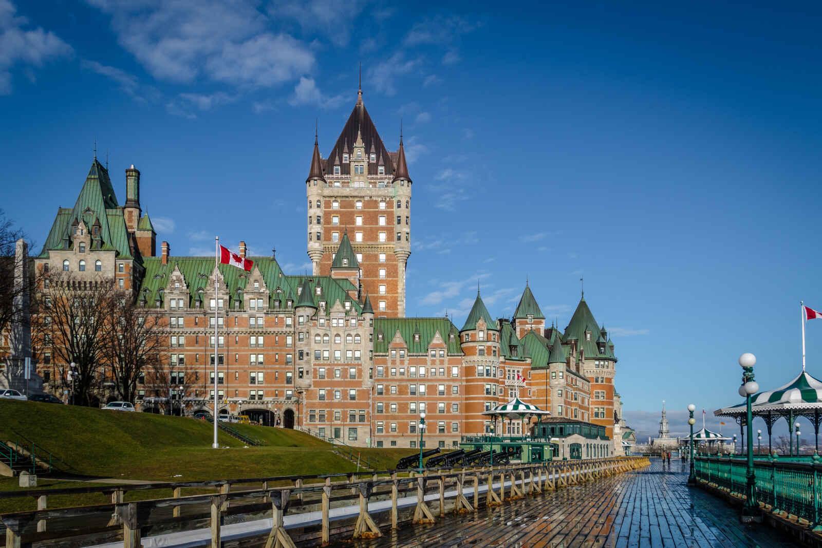 Canada : Fenêtres sur l'est canadien