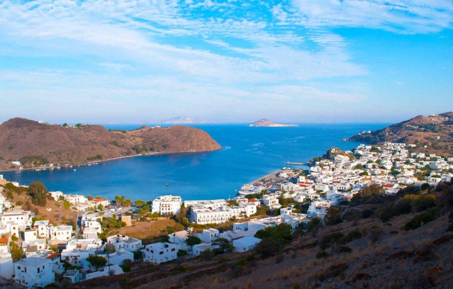 Ile de Patmos, Grèce
