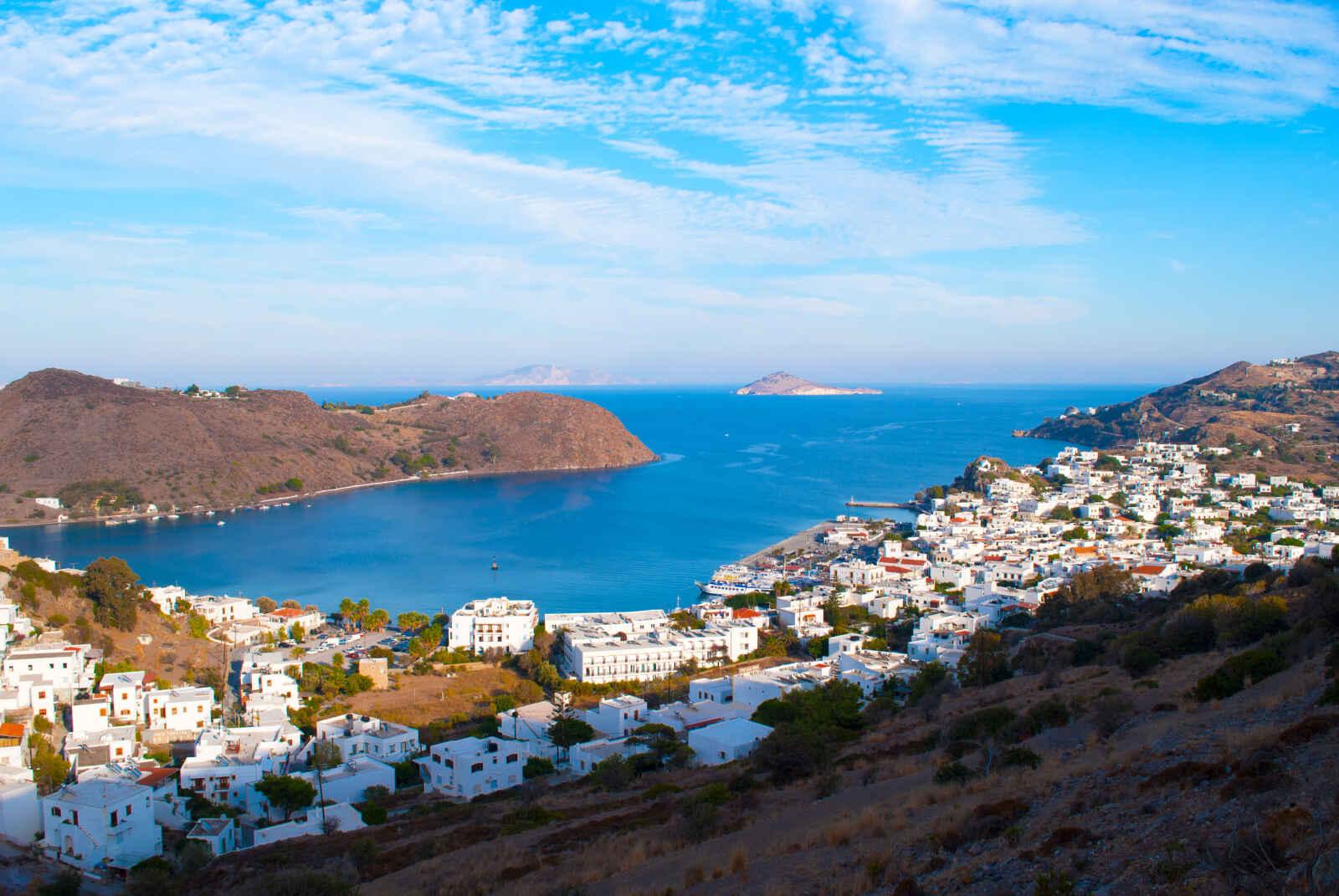Grèce : Les Cyclades (îles du Nord)