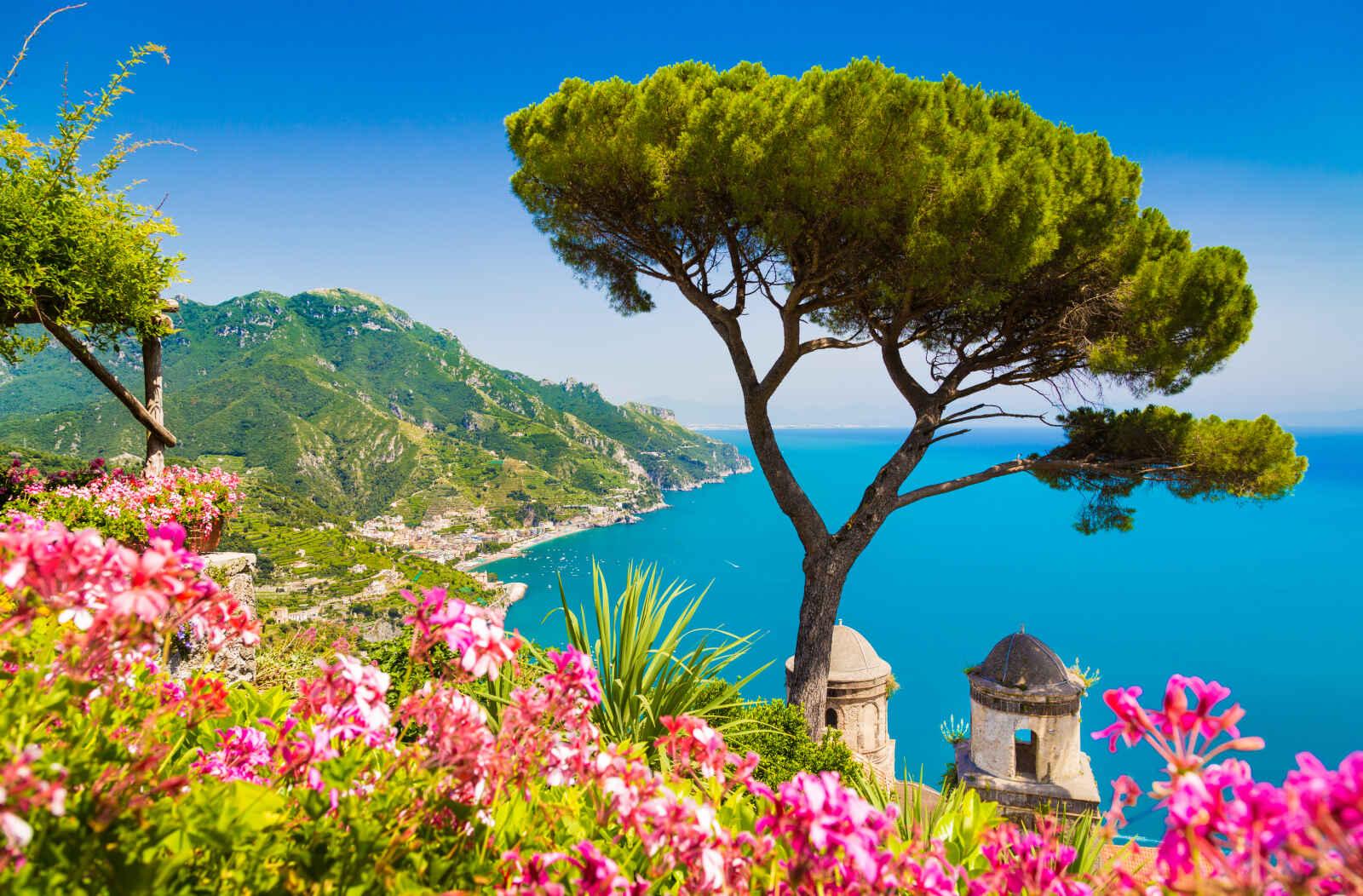 Italie : Parthénope