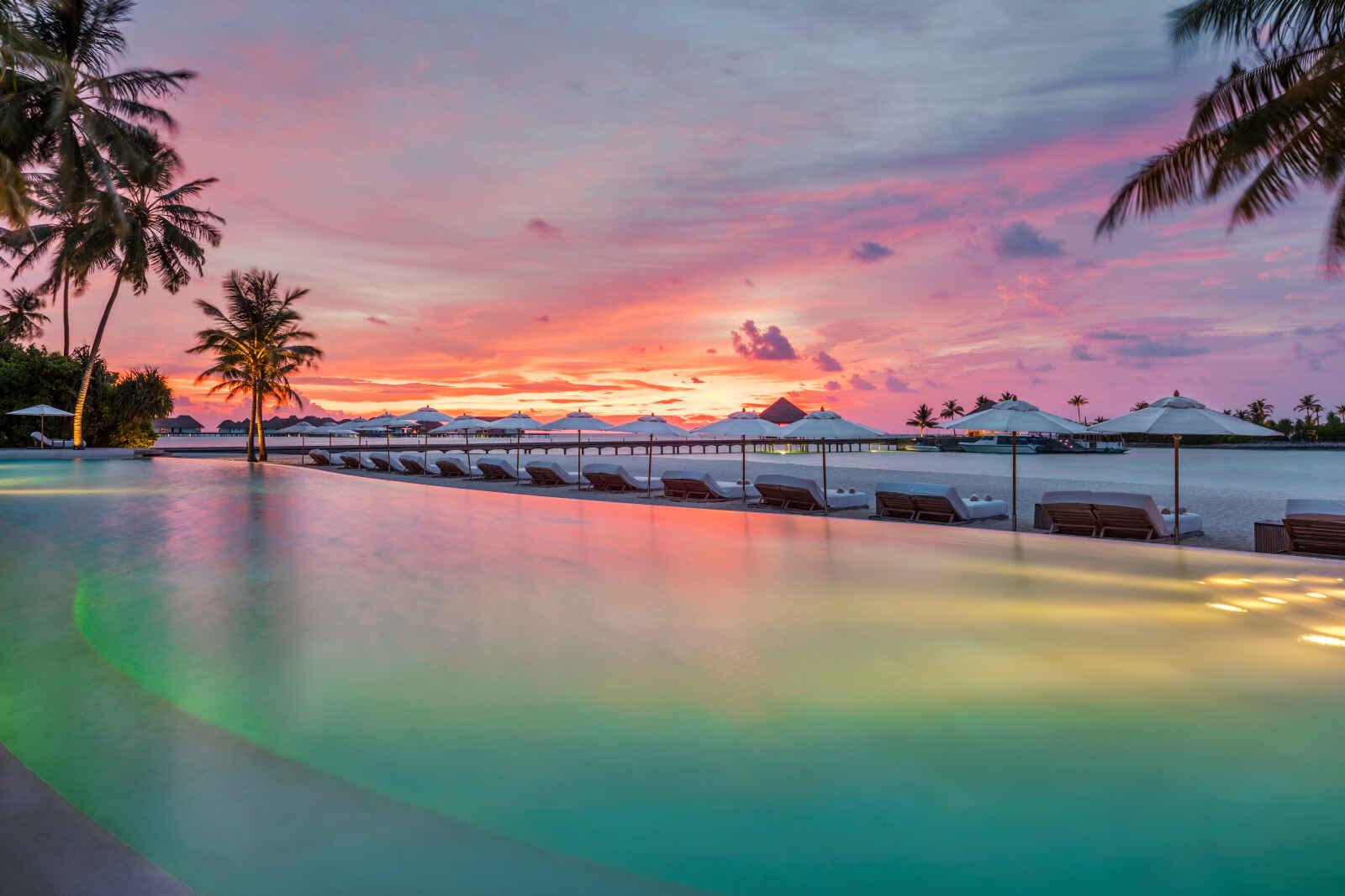 Maldives : COMO Maalifushi