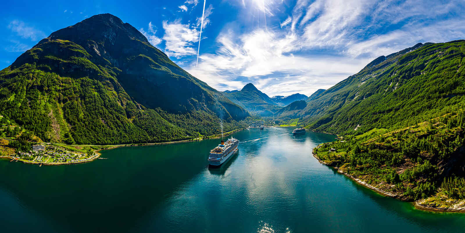 Norvège :  Fjords de Norvège