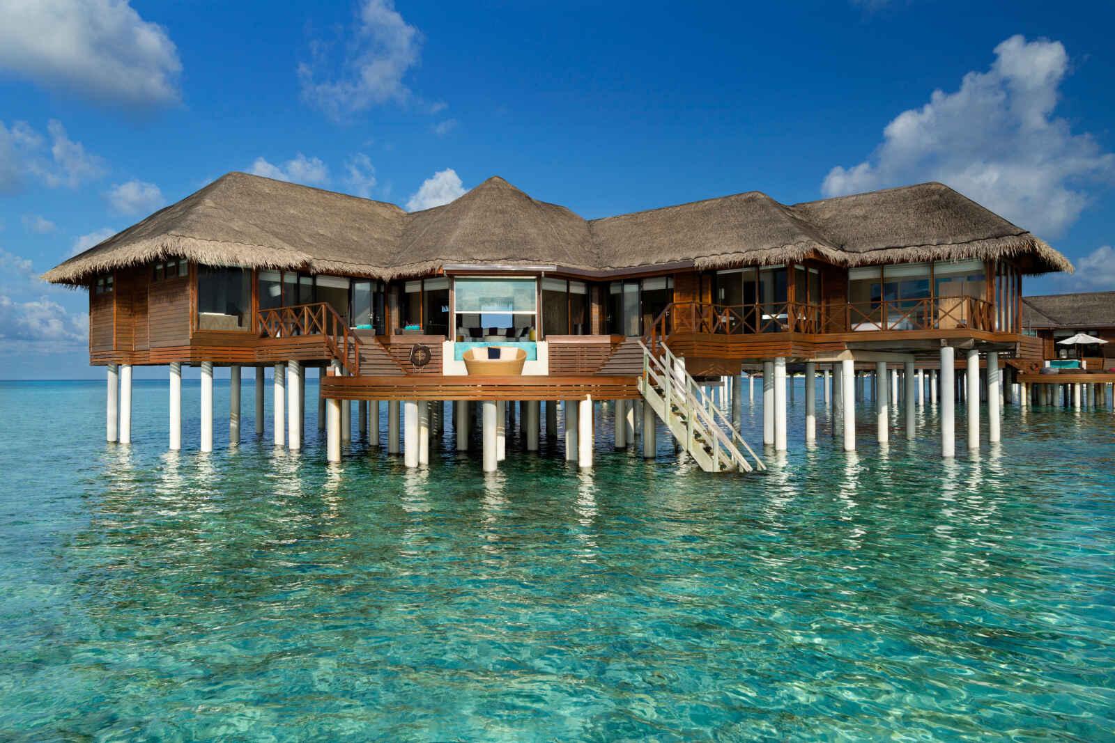 Maldives : Huvafenfushi