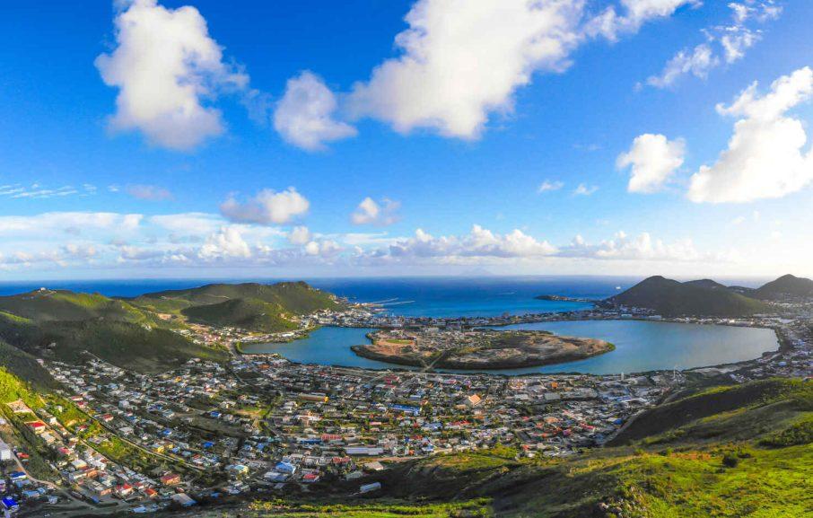 Saint Martin, Caraïbes