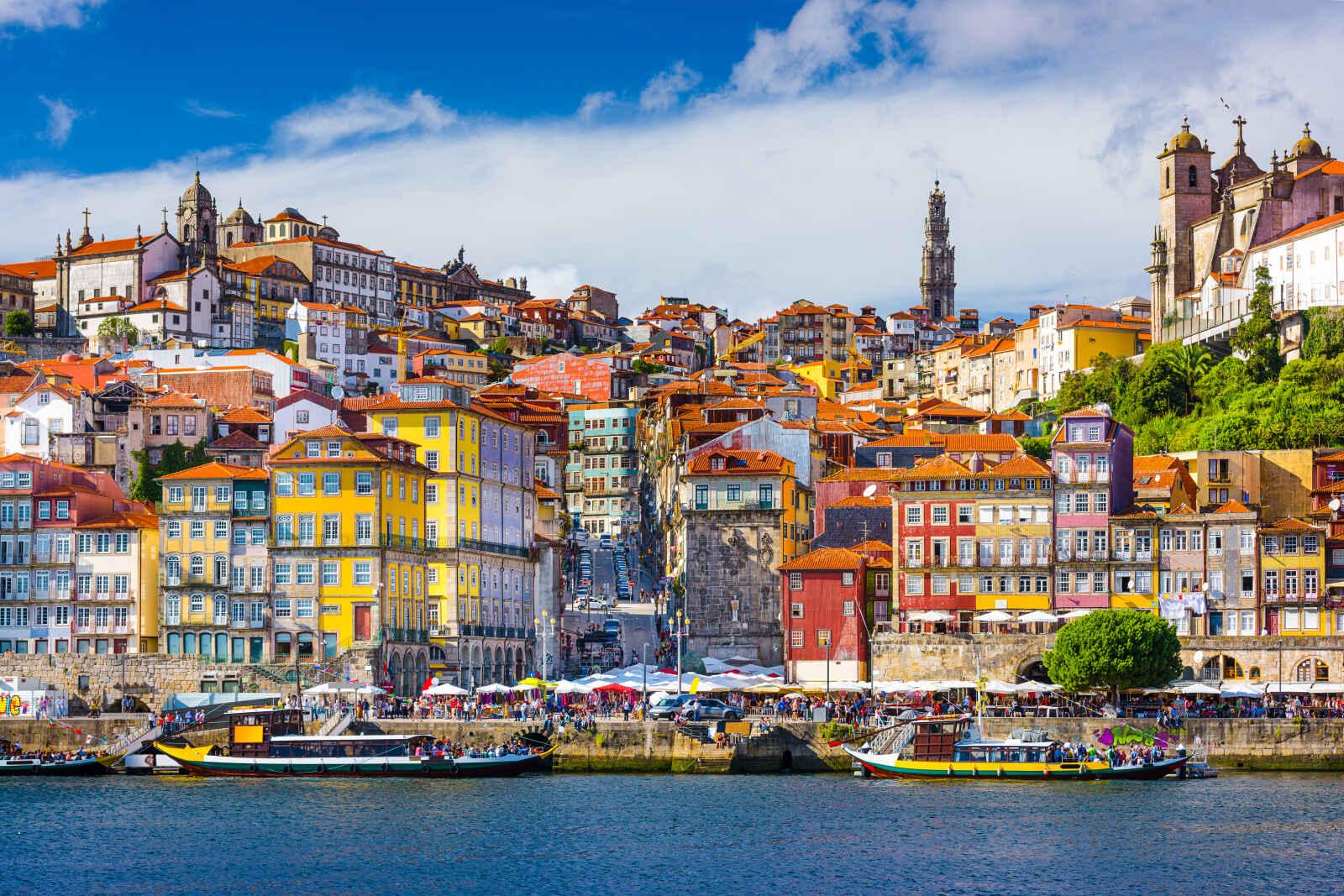 Portugal : Porto, capitale du Douro