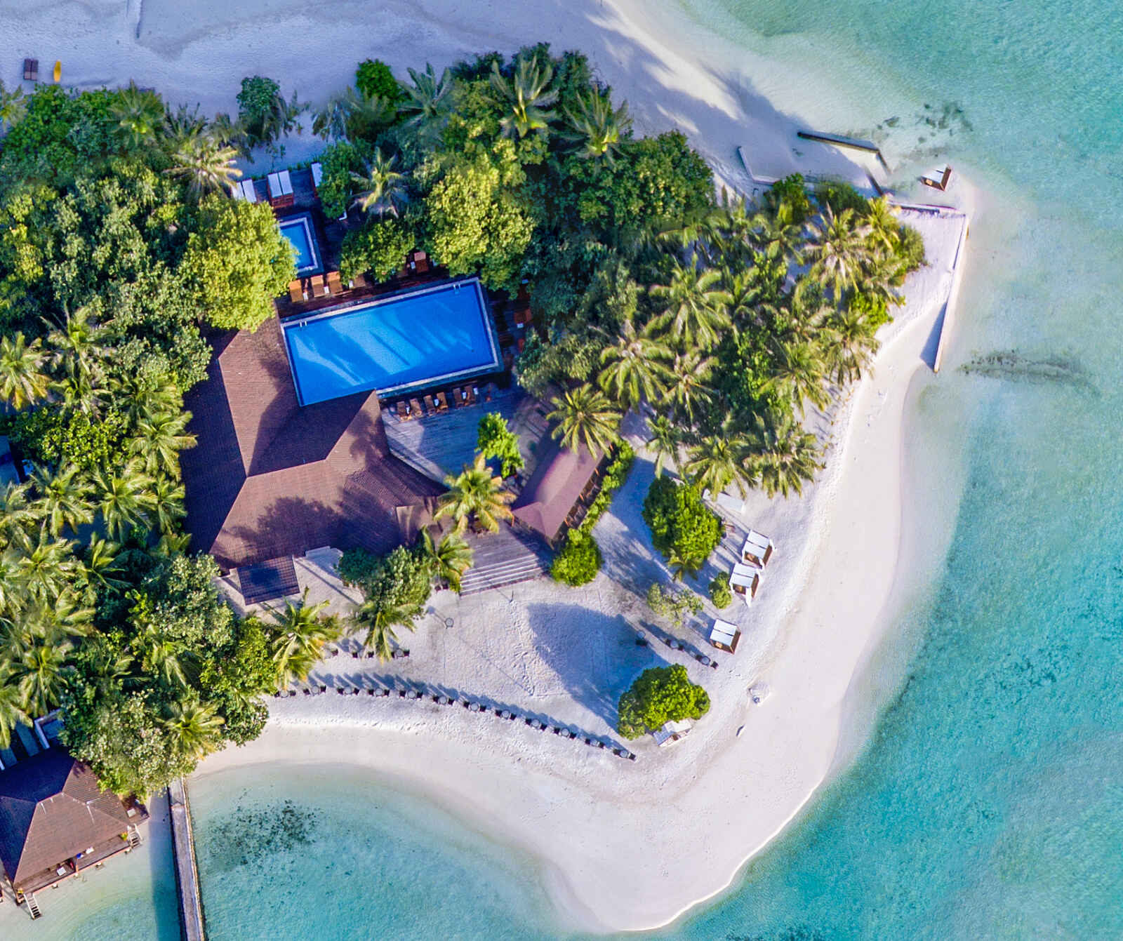 Maldives : Lily Beach Resort and Spa