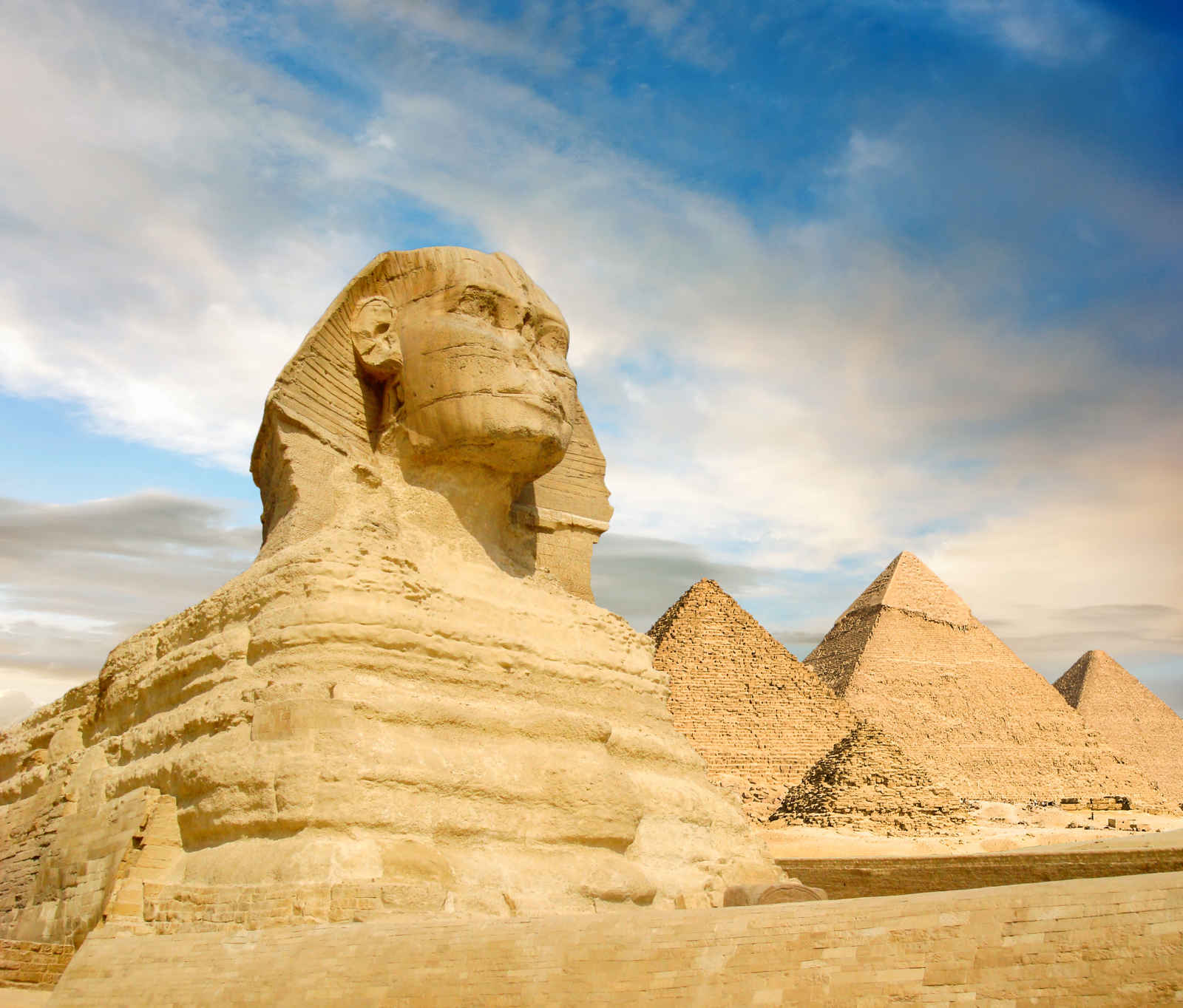 Égypte : Le secret des hiéroglyphes