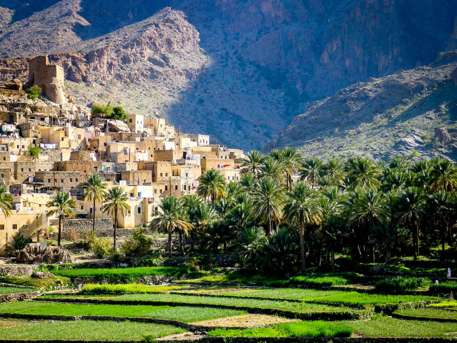 Oman : Déroutante échappée