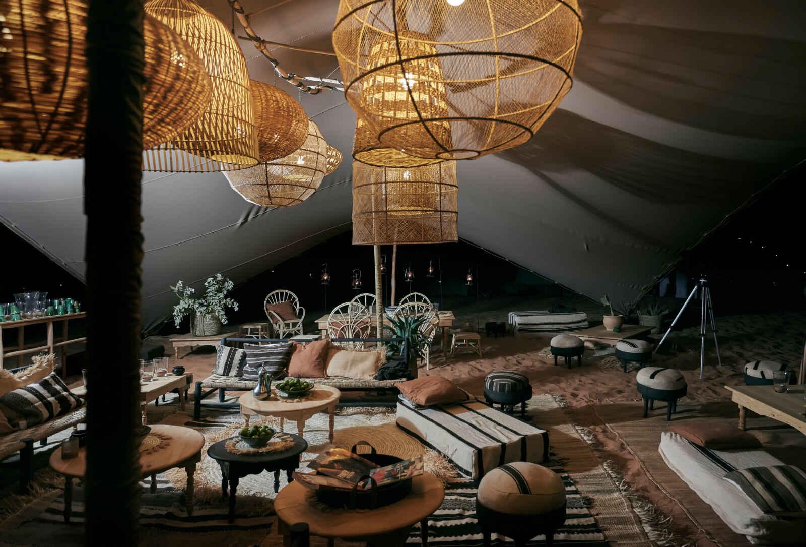 Oman : Magic Luxury Camp
