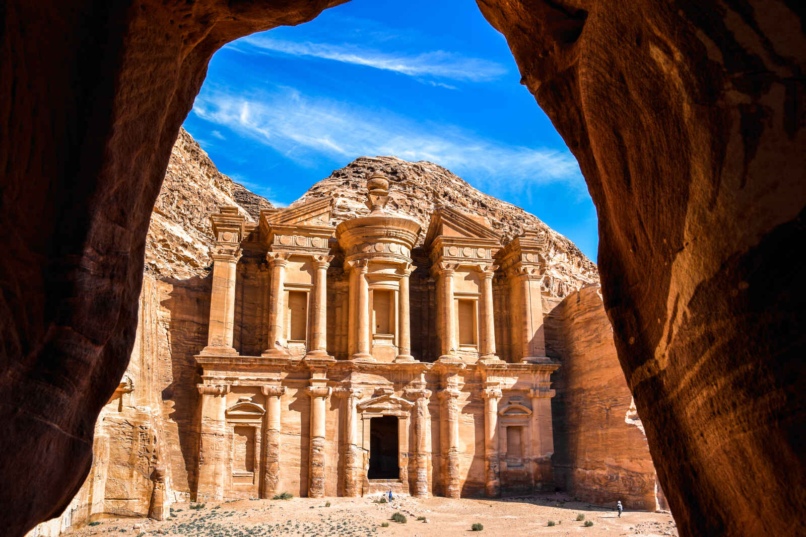 Jordanie : Terres sacrées de Jordanie