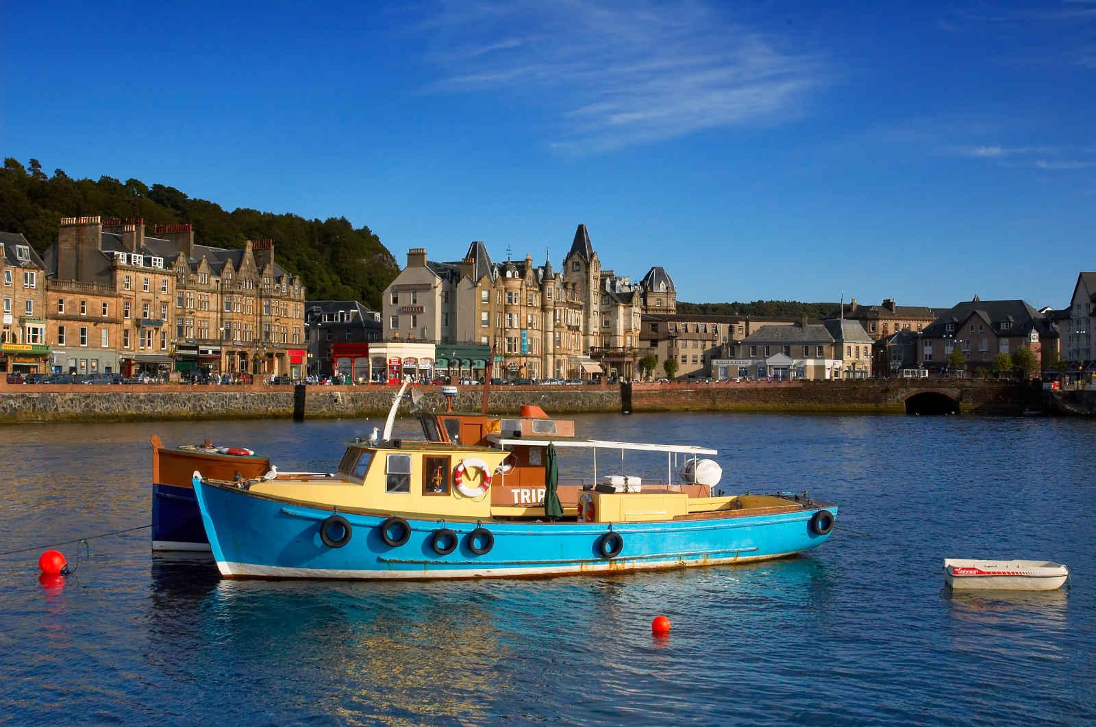 Écosse : Toute l'Ecosse